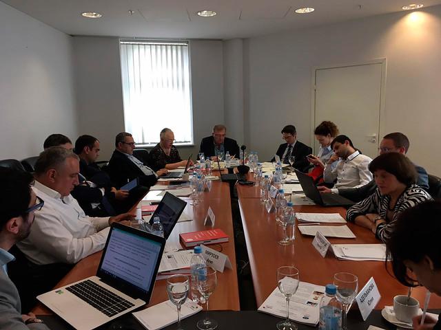 V диалоговая встреча экспертов из России и Грузии