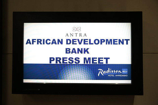 52th Annual Meetings of the African Development Bank Group - Ahmedabad, India