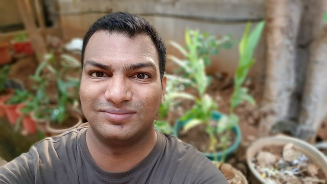 samsung galaxy s8 selfie sample focus