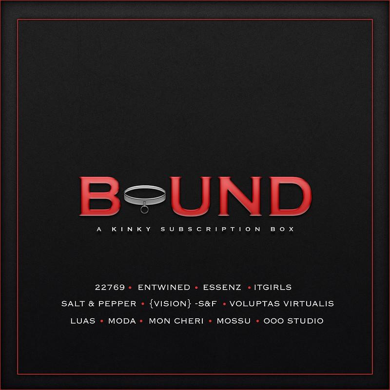 BOUND BOX'S JULY PARTICIPANTS