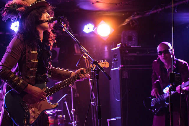 Coal Tar Moon live at ShowBoat, Tokyo. 24 May 2017 -00243