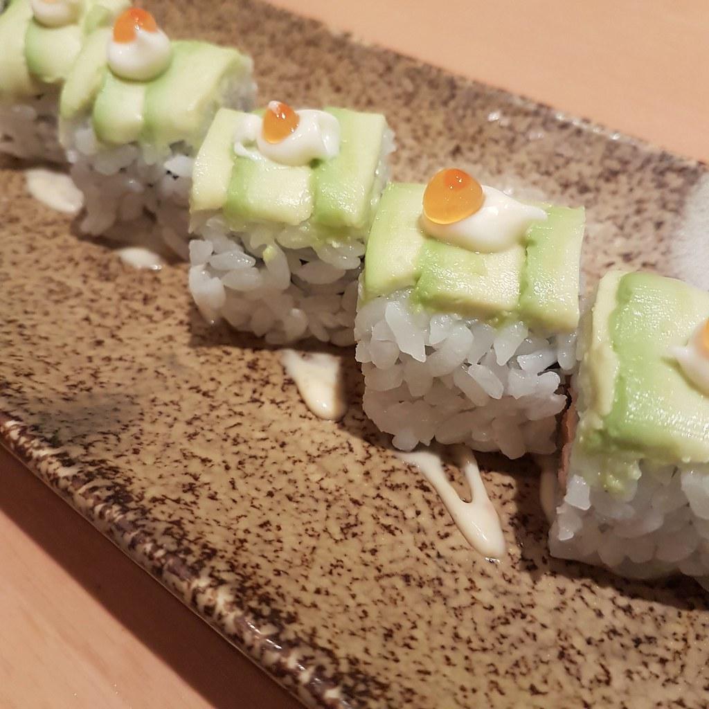 Midori Roll $17.80 @ Sushi Zanmai Main Place USJ 21