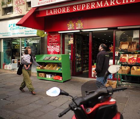 17e23 Barrio Gare de Paris-Nord Boulevard de Magenta Rue du Faubourg-Saint-Denis_0134 variante 1 Uti 465