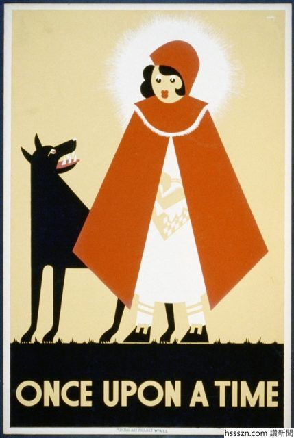 800px-Little_Red_Riding_Hood_WPA_poster-429x640_429_640