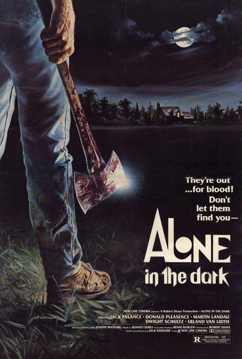 Alone in the Dark - 1982 - Poster 4