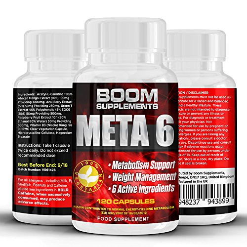 My Review Of Weight Loss Pills Meta6 Fat Burners Power Flickr