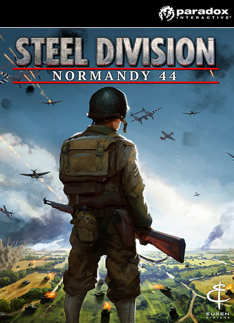 [PC]Steel Division Normandy 44-CODEX