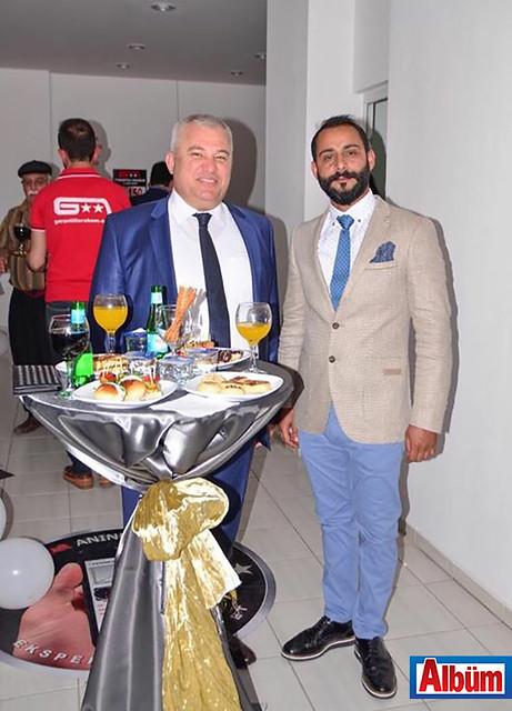 Mehmet Şahin, Murat Tartar