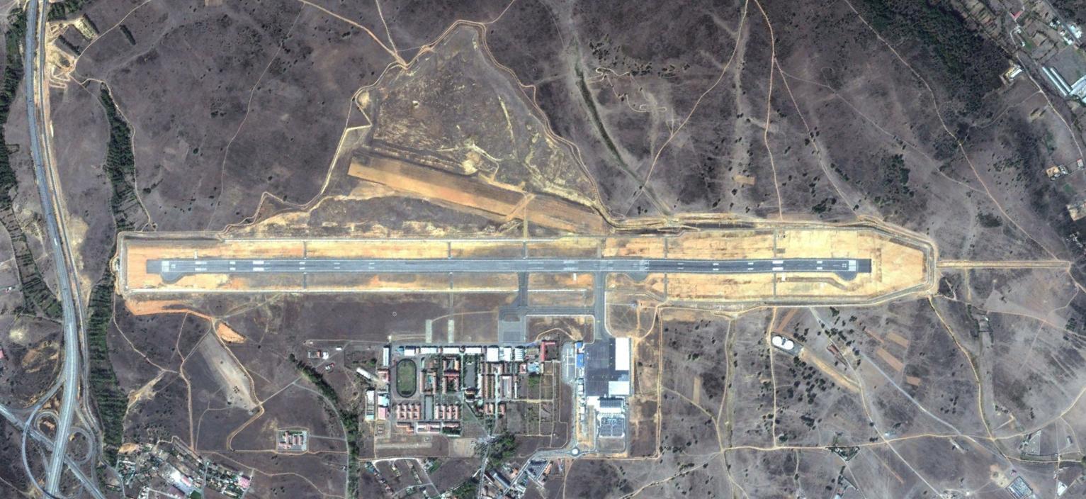 aeropuerto de león, león, zapater bribón, después, urbanismo, planeamiento, urbano, desastre, urbanístico, construcción, rotondas, carretera