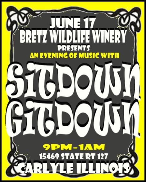 Sitdown Gitdown 6-17-17