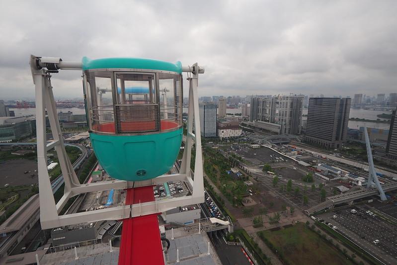 台場 摩天輪|東京遊記 Tokyo trip