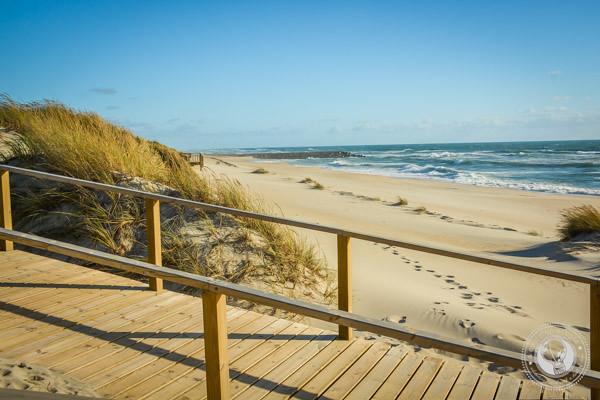 Praia da Costa Nova Portugal