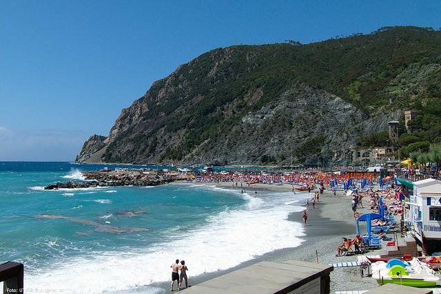 Monterosso Strand