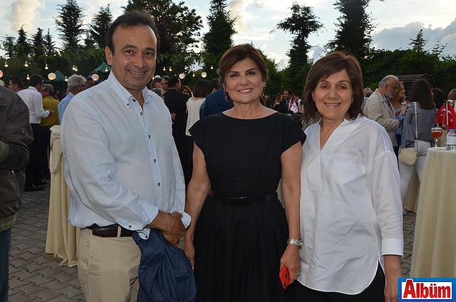 Nazmi Aldemir, Hikmet Baba, Hatice Aldemir