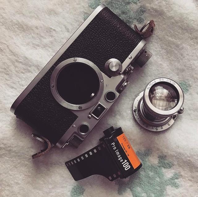 蘇聯之輝FED 50mm f2