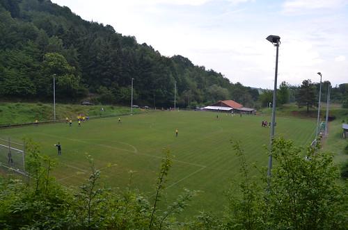 SG Eschbach/ Klingenmünster/ Heuchelheim-Klingen v Sportfreunde Bundenthal