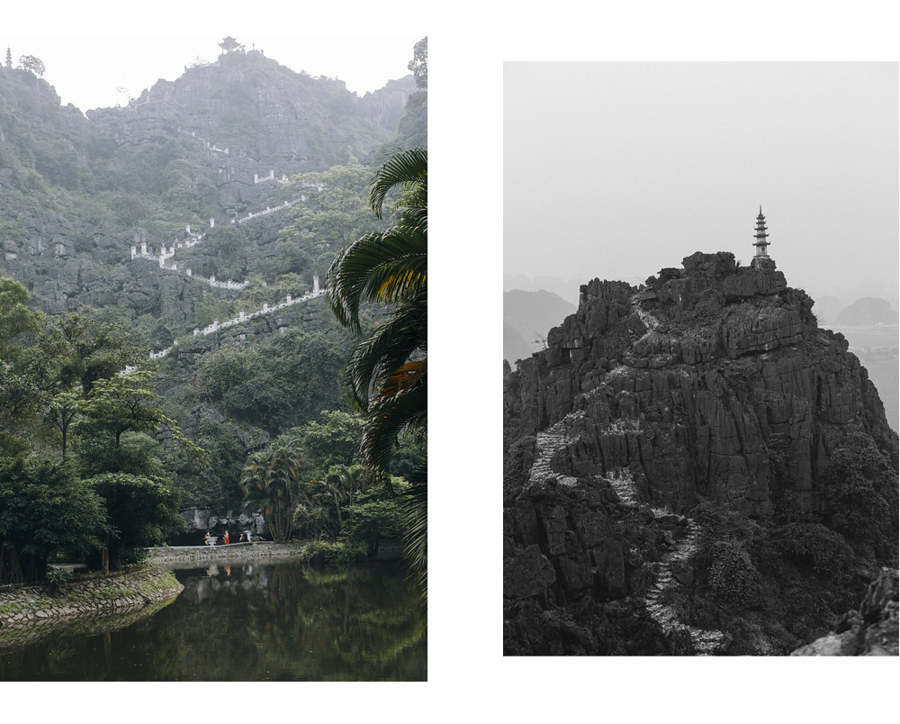 Tam_Coc_9, Ninh Binh and Tam Coc National Park, a Photo and Travel Diary by the Blog The Curly Head, Photography by Amelie Niederbuchner,