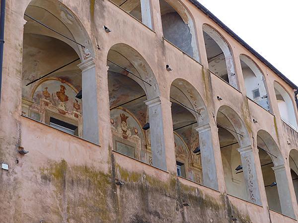 arches maison porto maurizio
