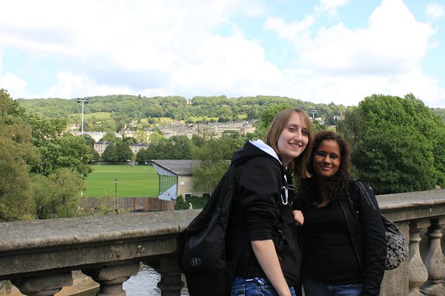 Sightseeing in Bath. From Studying Abroad in London: A Trip to Bath