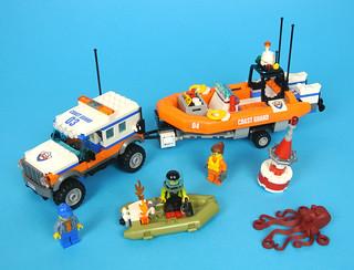 Review: 60165 4 x 4 Response Unit