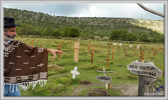 El Cementerio de Sad Hill está en Burgos (11)