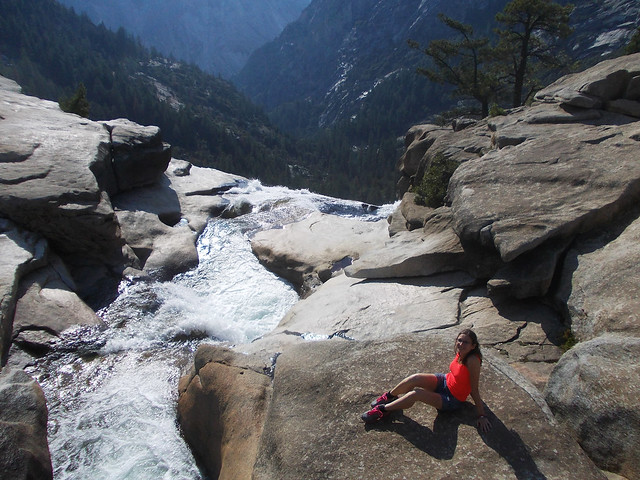 Mist Trail, Yosemite National Park, CA, USA