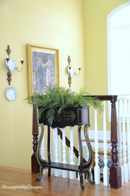 Stairwell-Plant Stand-Housepitality Designs