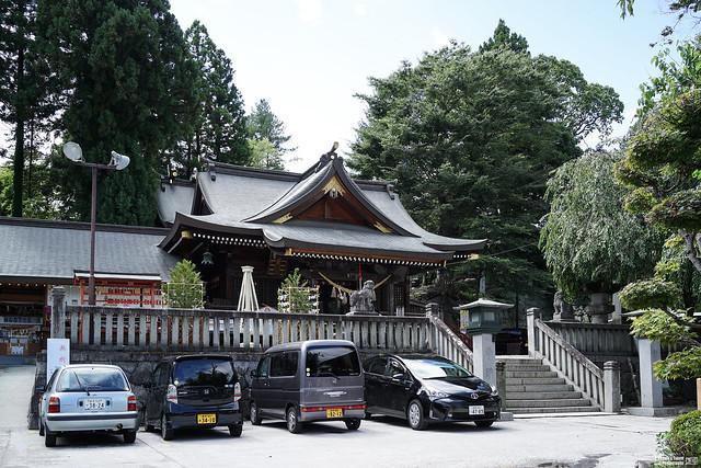 盛岡 櫻山神社