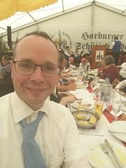 Ausmarsch und Spargelessen der Harburger Schützengilde zum Vogelschiessen 2017