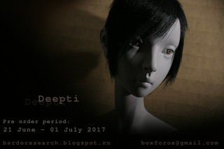 Deepti_pre order_01 | by box_x_dolls