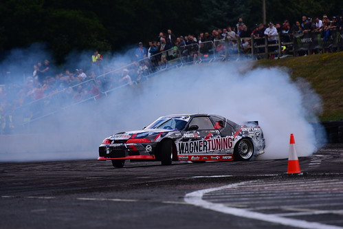Marcel Uhlig, Drift GP vs. British Drift Championship, Birmingham 2017