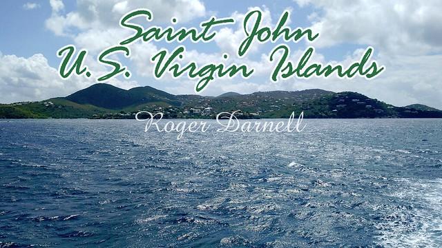 Saint John USVI 2016