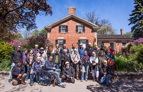 Group Shot - Toronto Photo Walks Riverdale Walk - 20 May 17