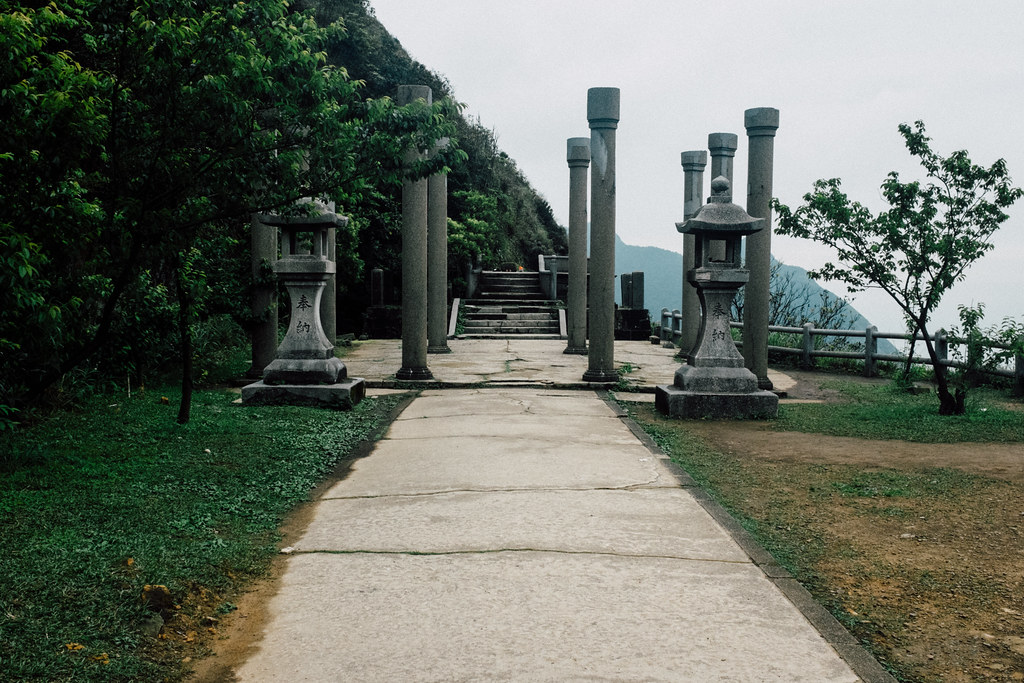Templo Ogon en Jinguashi