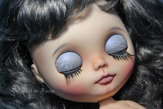 Blythe mod and faceup | by AnnaZu
