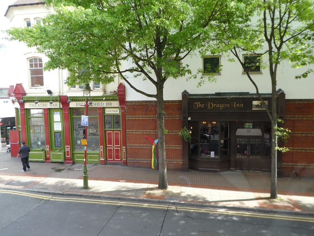 J.D. Wetherspoon, Dragon Inn, Birmingham