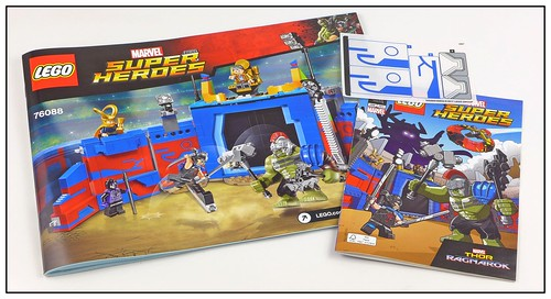 LEGO Marvel Super Heroes 76088 Thor vs. Hulk Arena Clash box04
