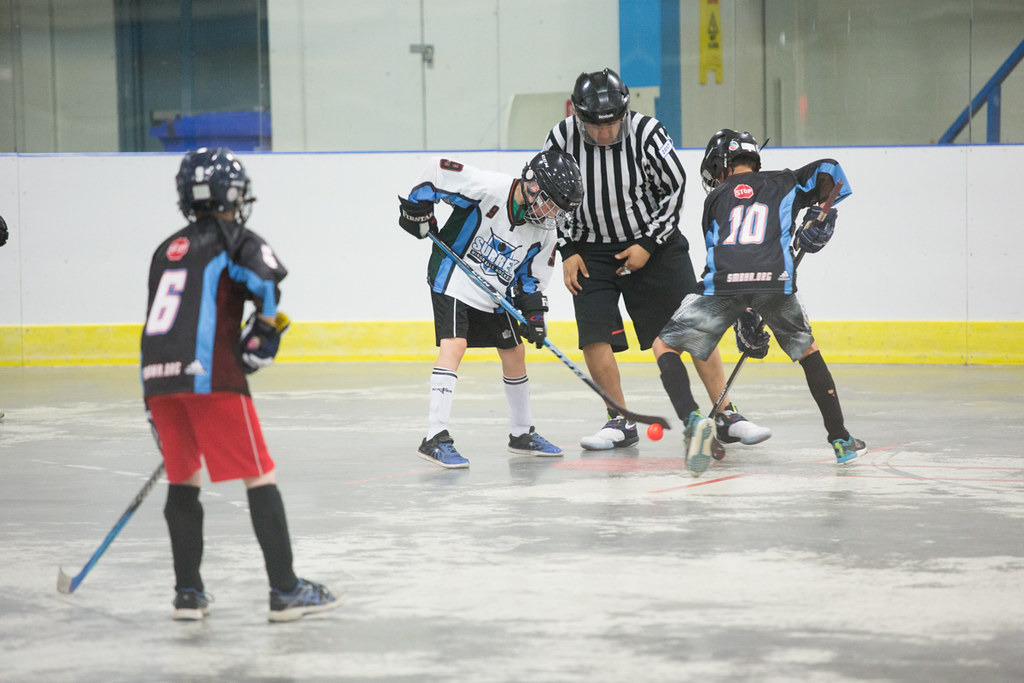Surrey Minor Ball Hockey