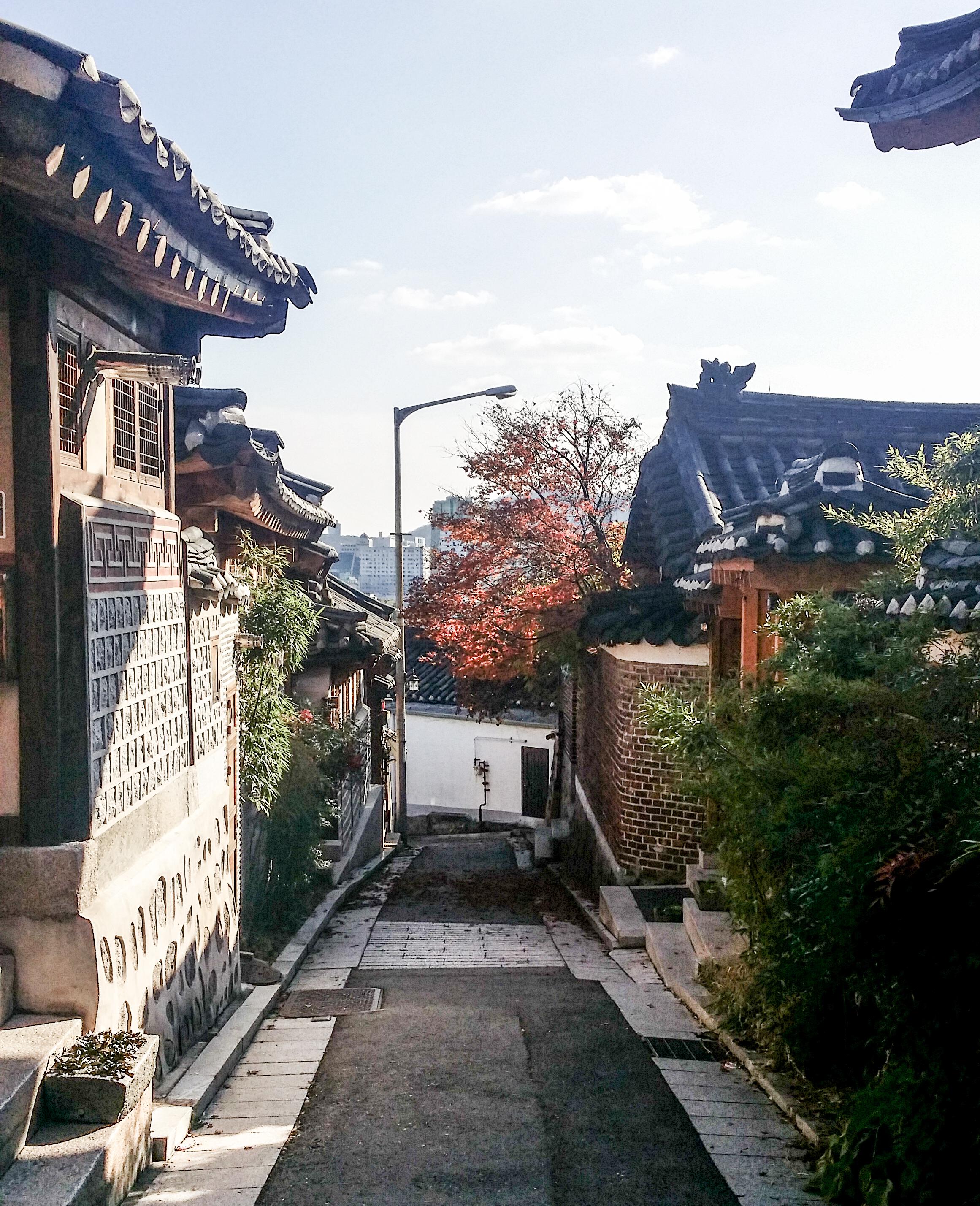 Samcheongdong_Bukchon Hanok