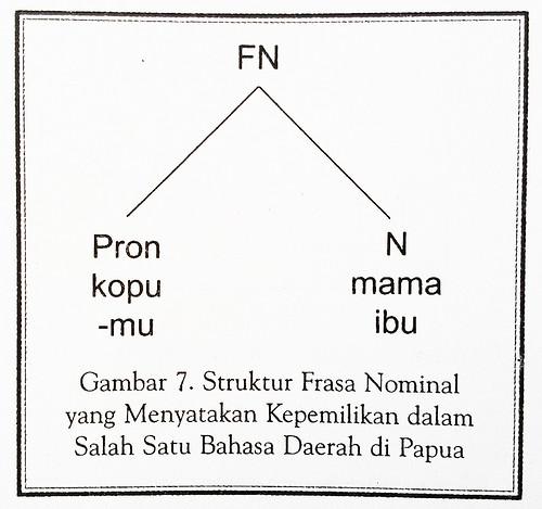 Kaidah Struktur Frasa