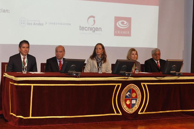 Destacados expertos extranjeros participaron en Congreso de Ciencia e Ingeniería de Alimentos realizado en la UANDES