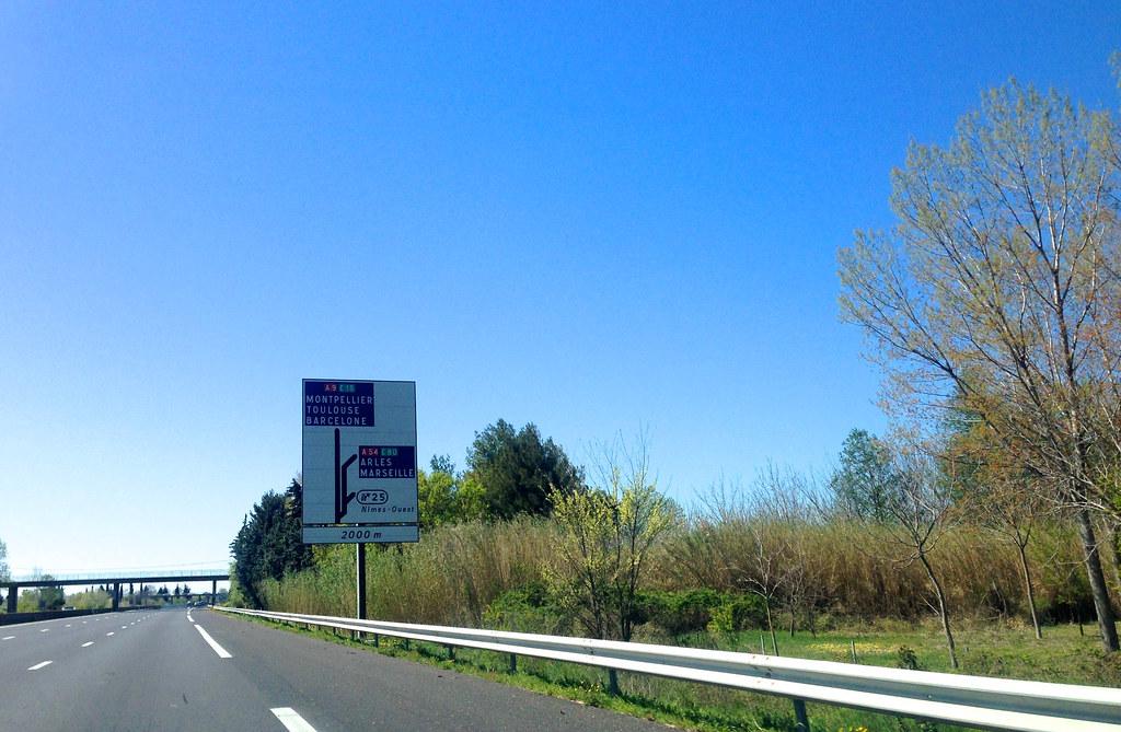 Autolla Ranskassa