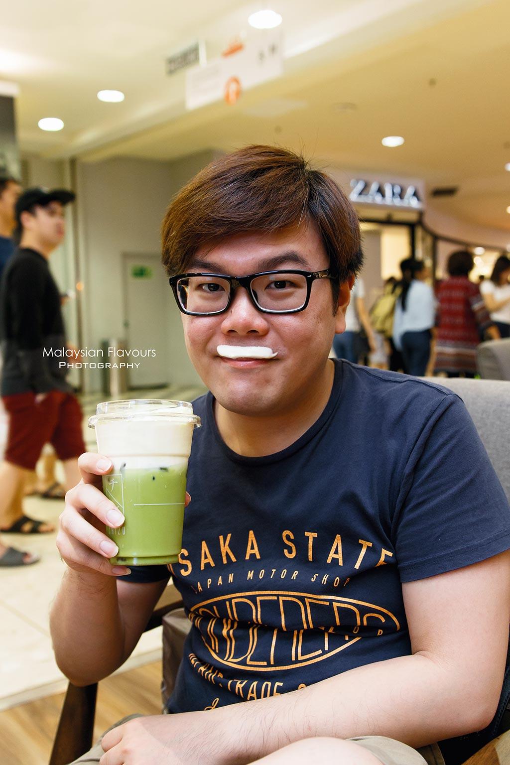 Chizu Drink Sunway Pyramid