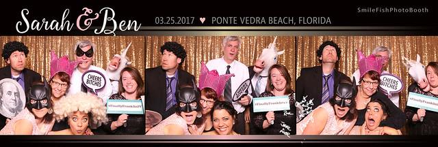 TPC Sawgrass Wedding Photo Booth   Jacksonville, Ponte Vedra, Florida
