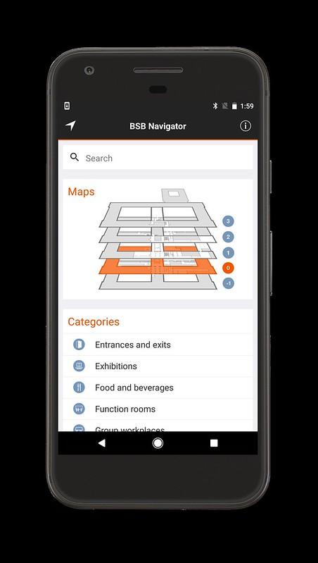 BSB Navigator Screenshots Android English