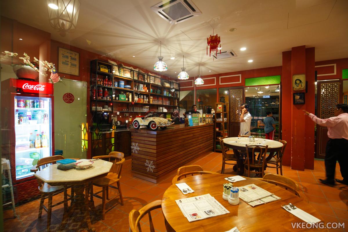 Kapitan Kongsi Hotel Melaka Restaurant