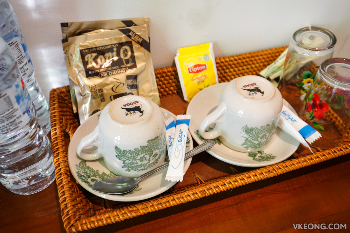 Kapitan Kongsi Hotel Melaka Coffee Tea