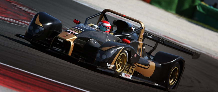World Premiere and Victories for KENNOL and Wolf Racing Cars new Tornado prototype.