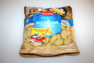 01 - Zutat Gnocchi / Ingredient gnocchi