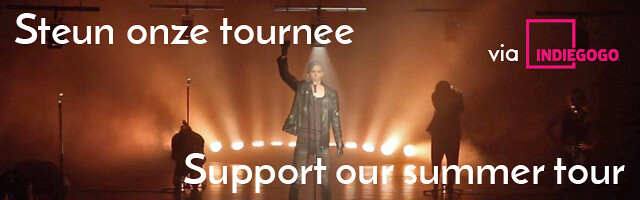 Steun onze tournee - Support our tour
